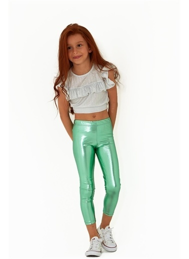 Colorinas Shiny Tayt Minti Yeşil